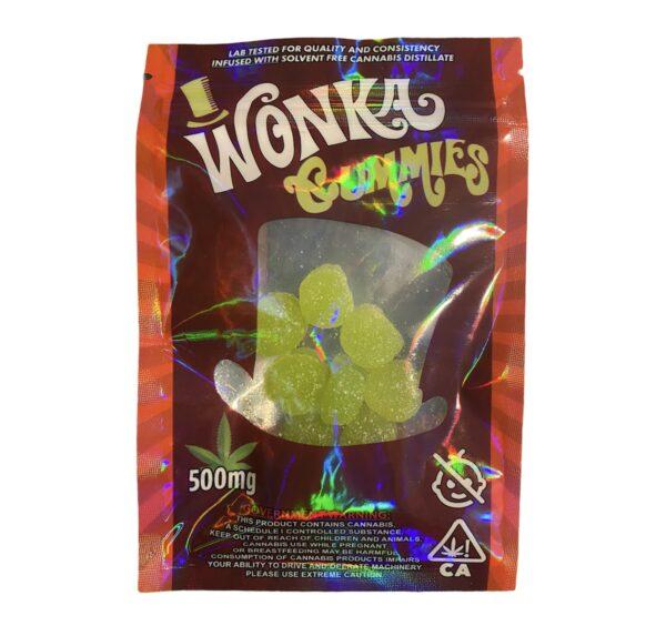 Wonka – Vegan Sour Apple Drops