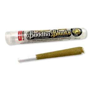 Blueberry Double Infused Pre- Roll