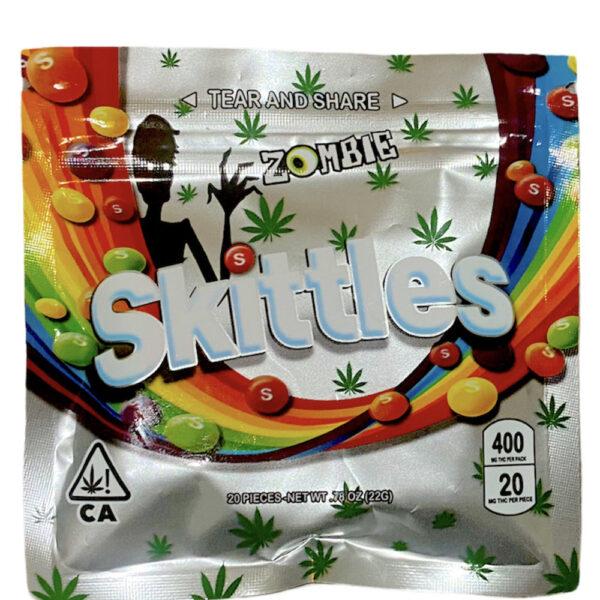 Zombie – Skittles – 400mg